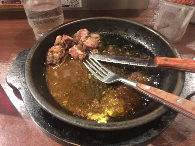 ワイルドステーキ450g|いきなりステーキ