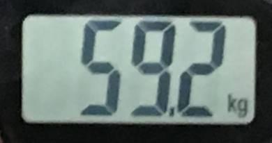 2018年07月25日の体重