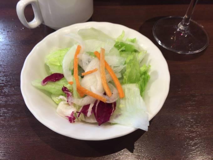 サラダ(ワイルドステーキ吾妻橋店)