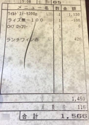 いきなり!ステーキ吾妻橋店