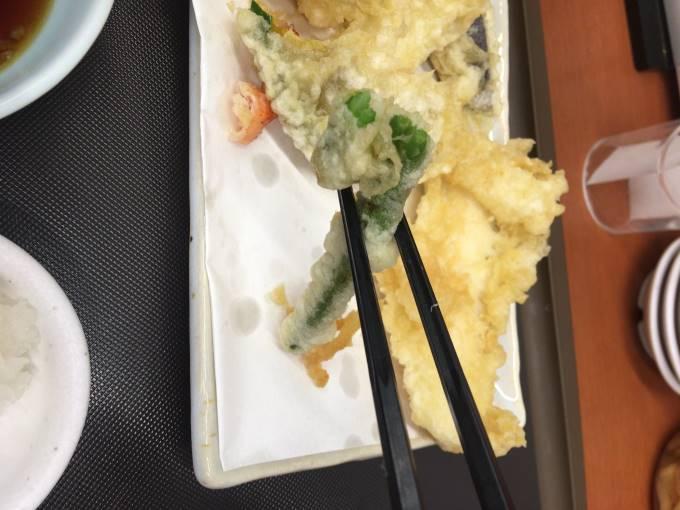 天ぷら盛り合わせ|てんや