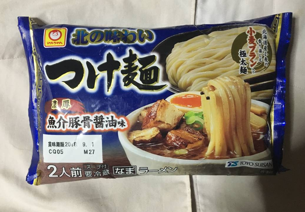 北の味わいつけ麺 魚介豚骨味|マルちゃん