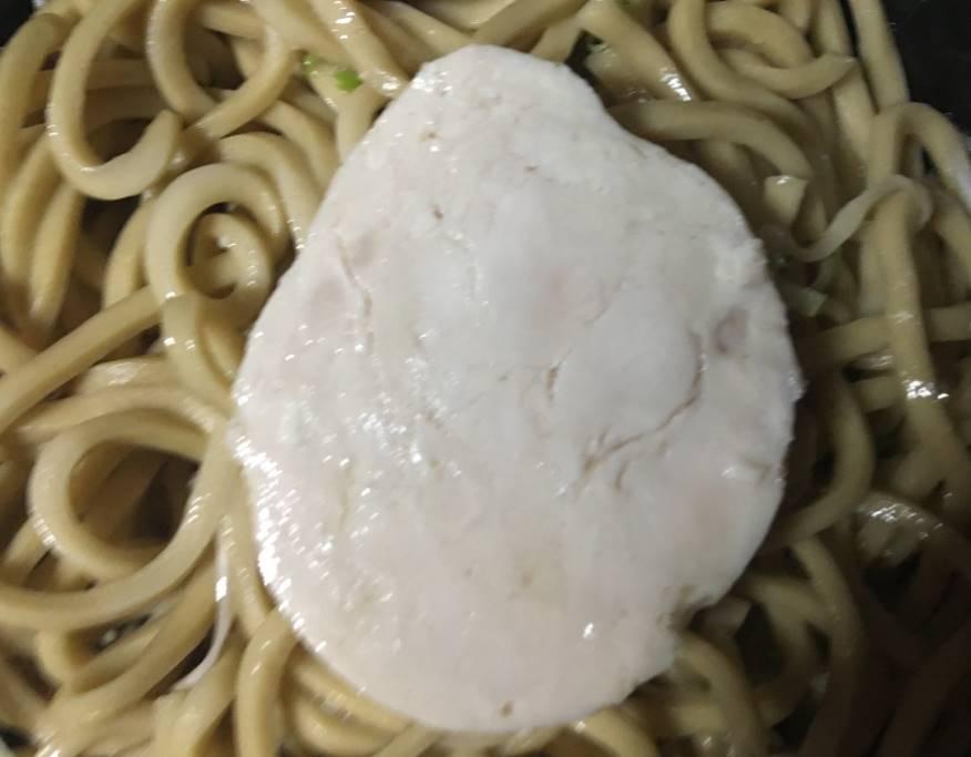 麺屋一燈監修 冷し濃厚魚介つけ麺|ローソン