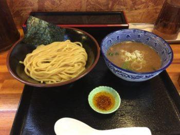 ラーメン屋 中川會 頂にてつけめん820円
