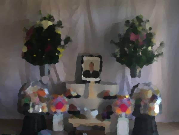 3日目葬式 イメージ