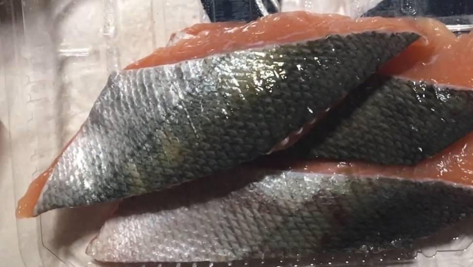 生秋鮭(三陸北部沖産)