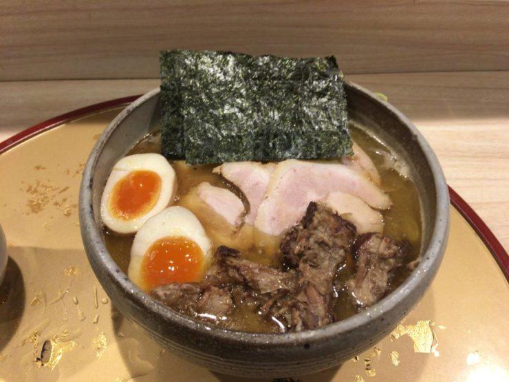 特製生姜鶏白湯980円