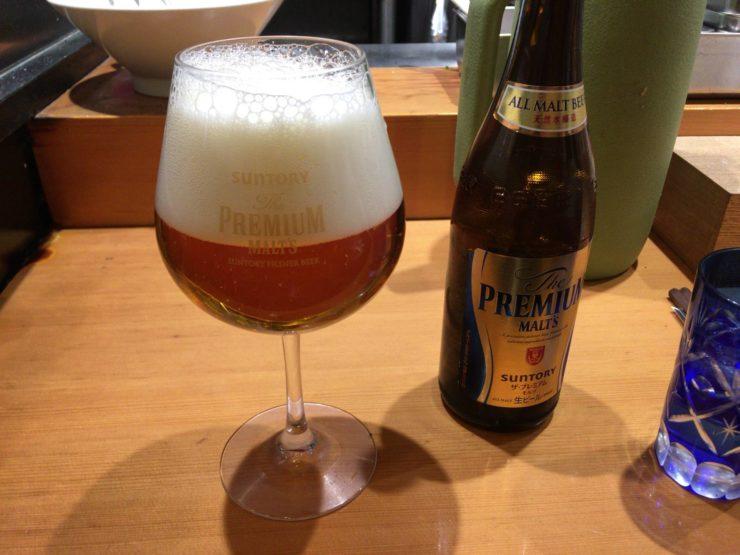 竹末東京プレミアム ビールはプレミアムモルツ