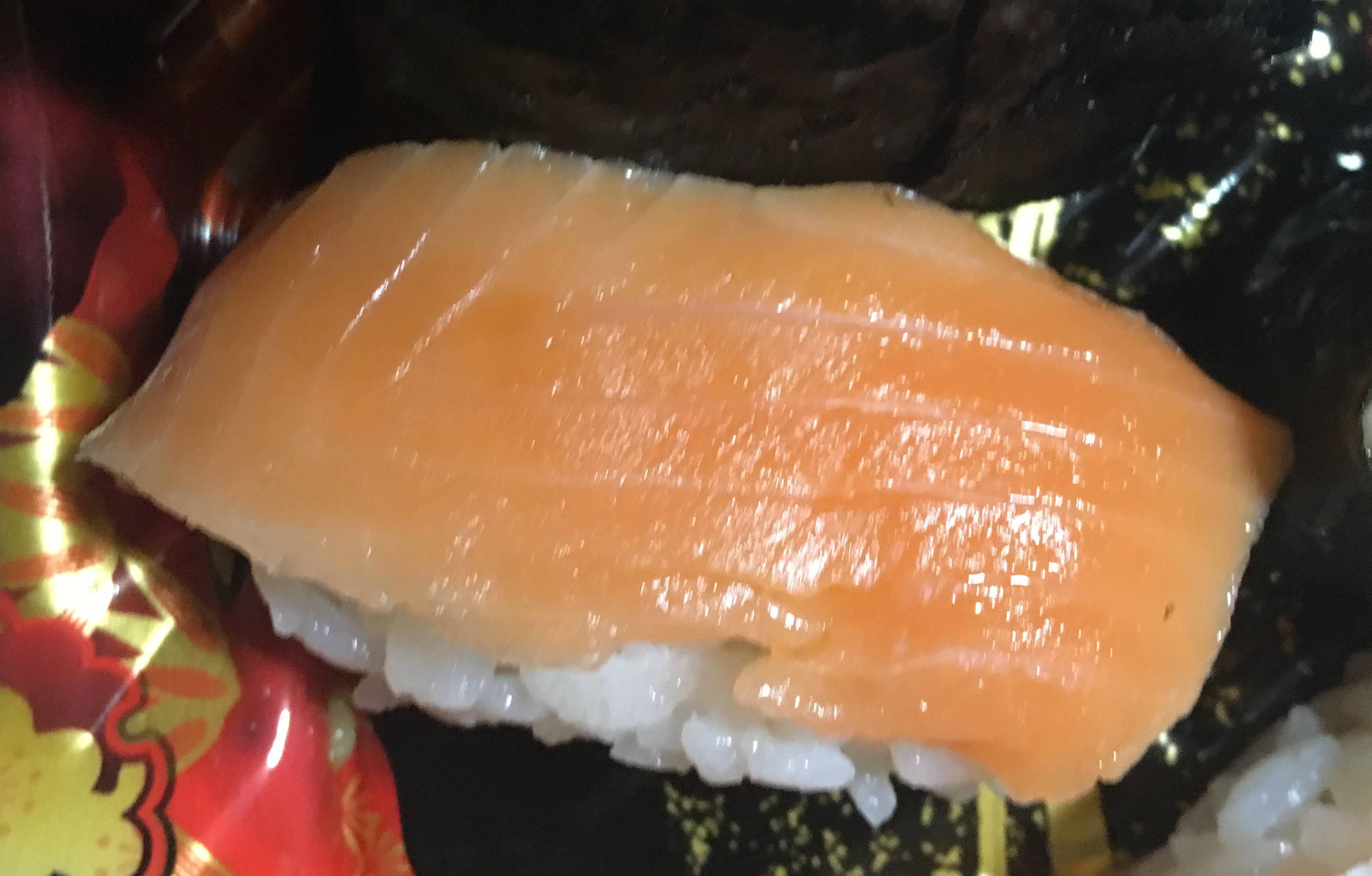 鮭(サーモン)の寿司