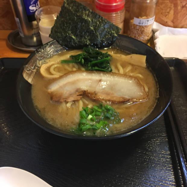 濃厚魚介鶏らーめん 麺屋頂中川會