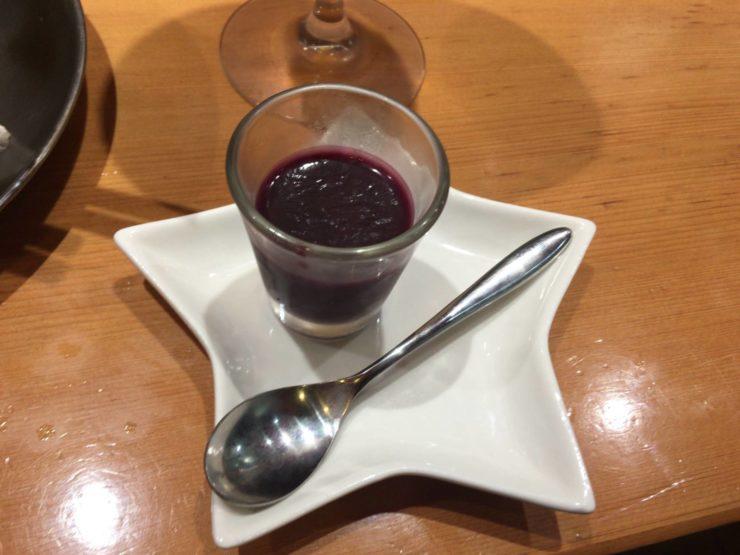 竹末東京プレミアムの女性限定のデザート