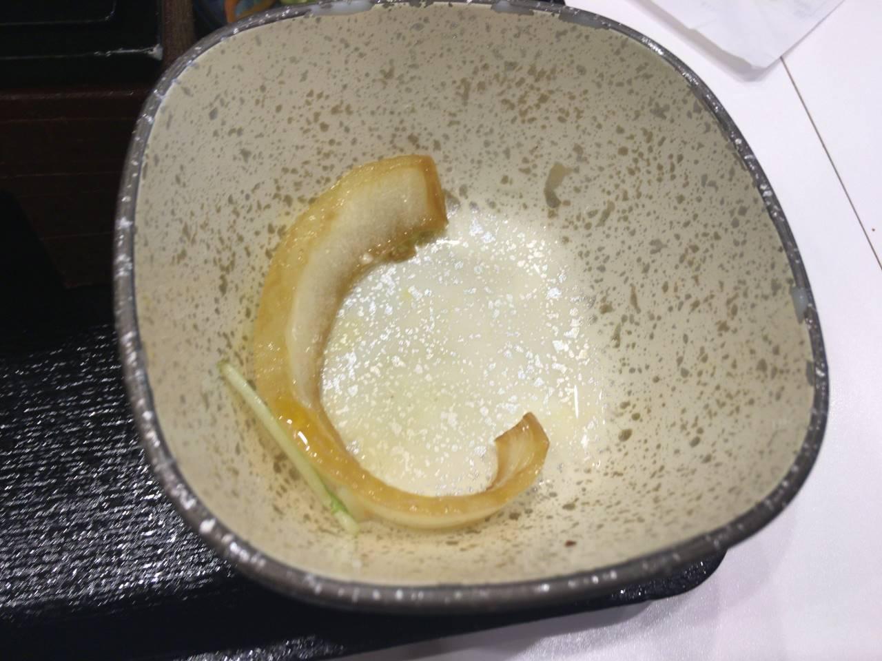 2019年3月20日に食べた牛すき鍋膳