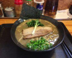 麺屋 頂 中川會 濃厚魚介鶏らーめん