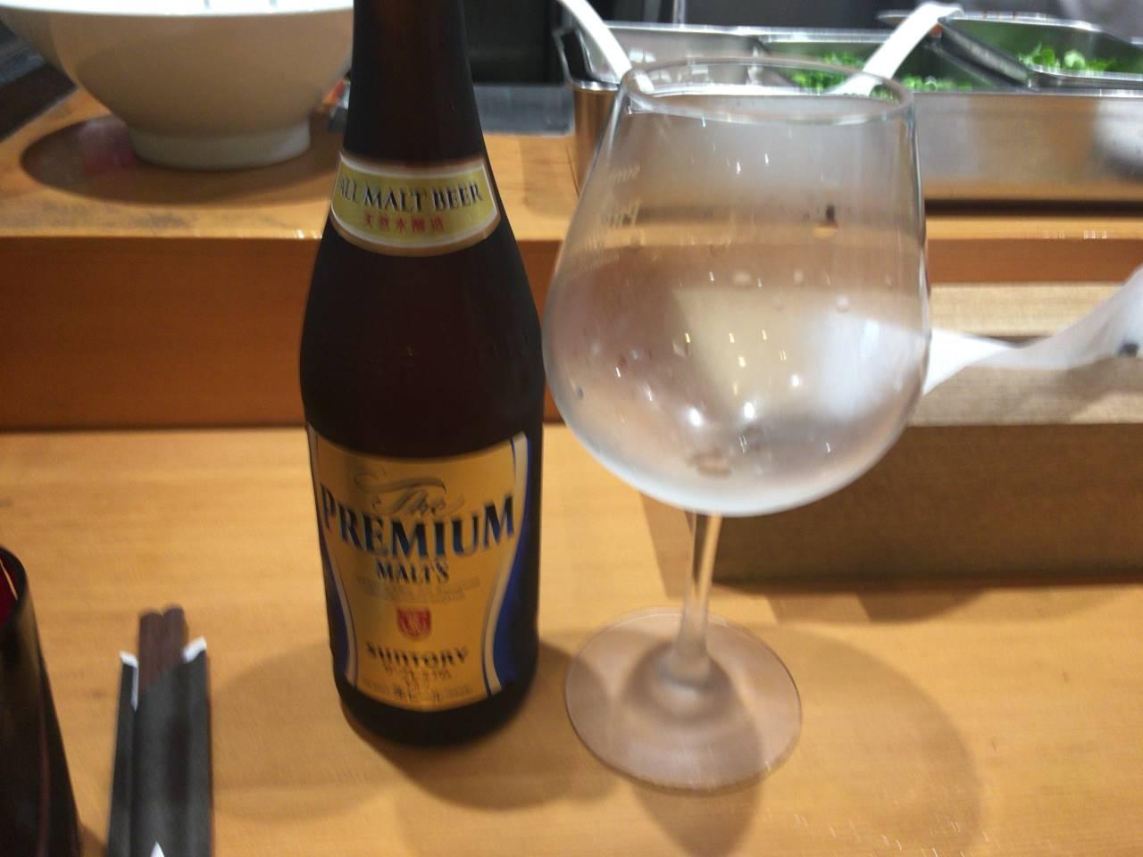 竹末東京プレミアム2019年4月5日 に飲んだビール