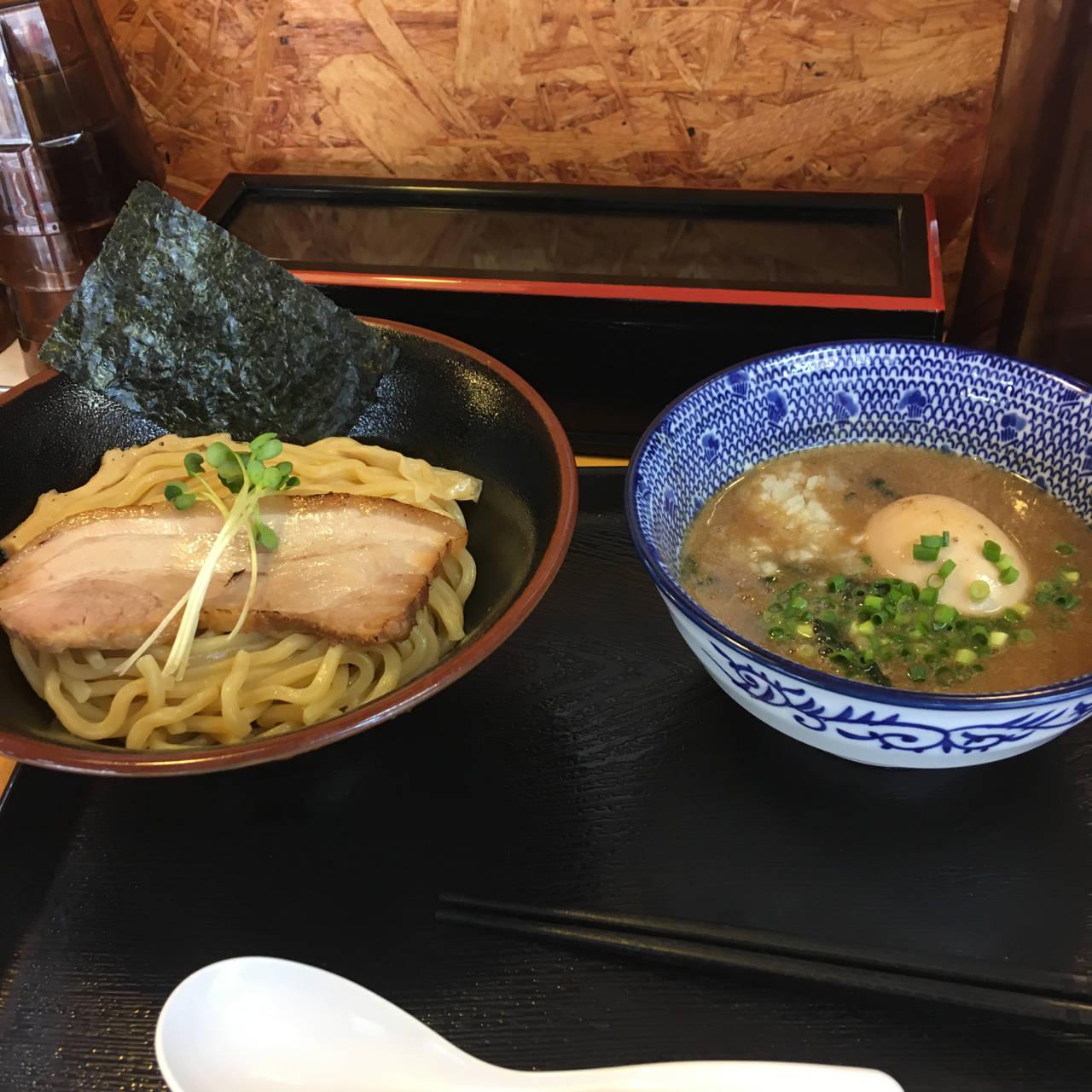 曳舟でつけ麺食べるなら中川會曳舟店
