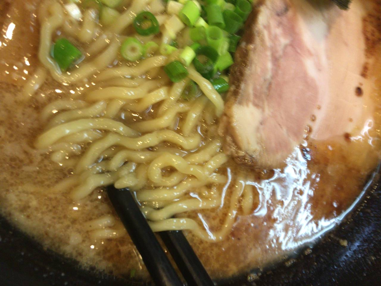 麺屋鶏豚の麺