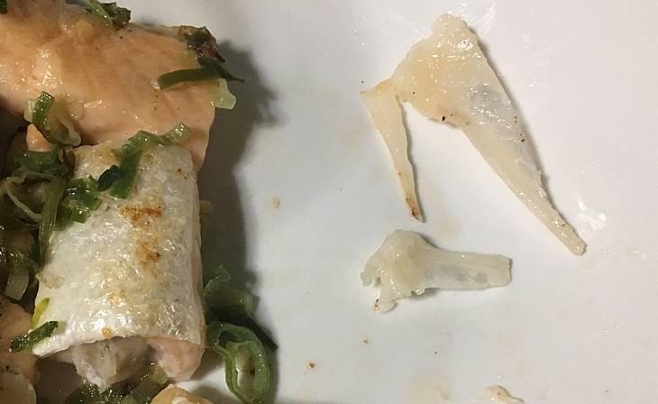骨:ねぎ塩焼き鮭のハラス|まいばすけっと
