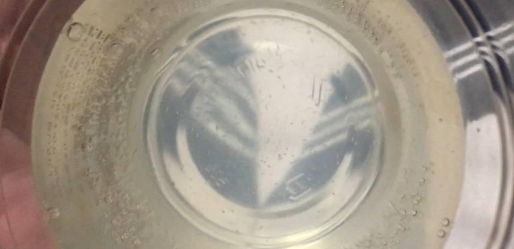 液体の色;キリン・ザ・ストロング 本格レモン