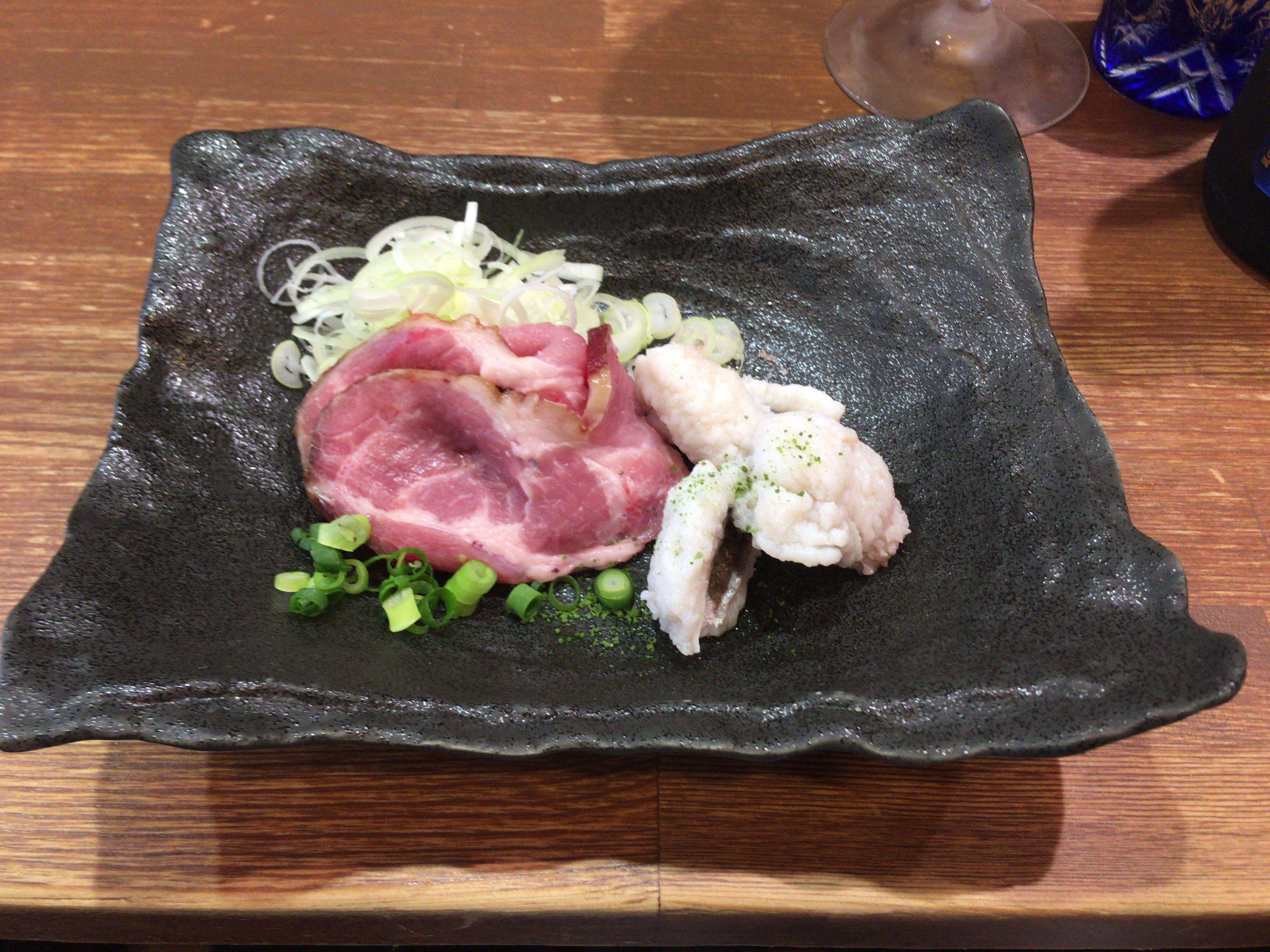 トッピングは別皿の具:竹末東京プレミアム イベント「怪物祭」