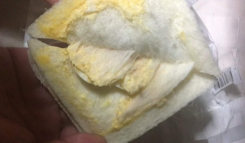 玉子の具|ハムチーズたまご|ローソンのサンドイッチ