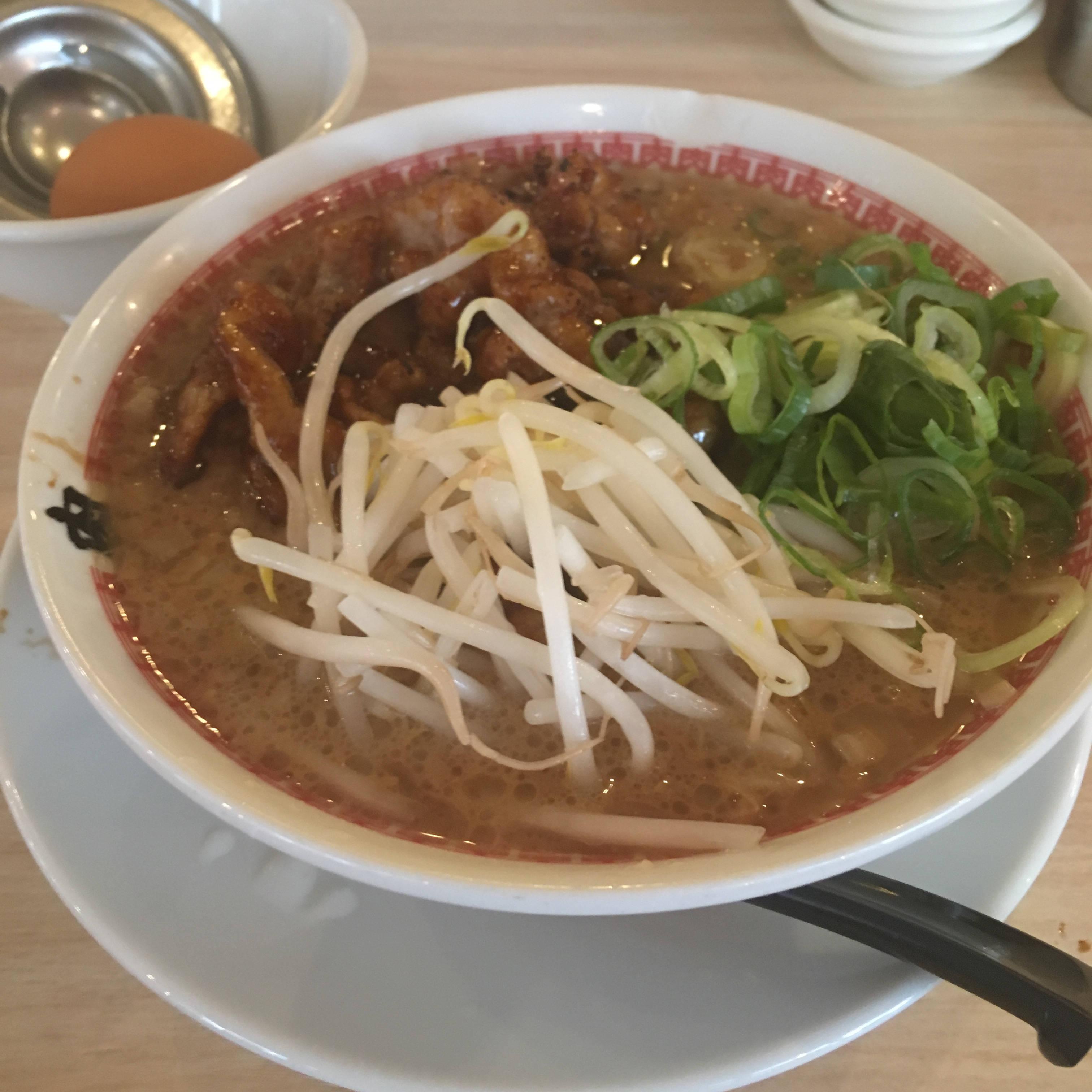 肉汁麺ススムの『肉汁麺』