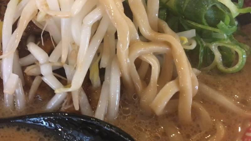 具と麺:肉汁麺ススムの『肉汁麺』