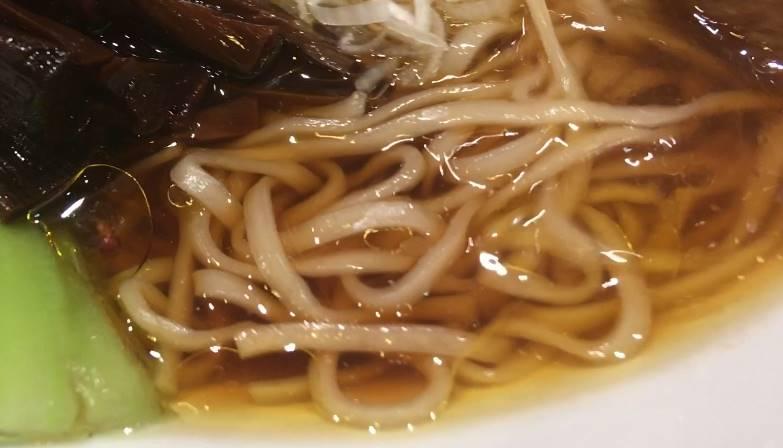 竹末東京プレミアムのこの日の麺