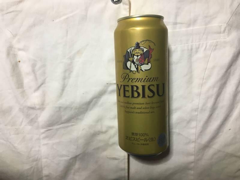 エビスビール500ml