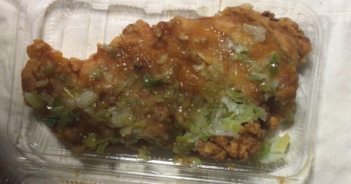 オーケーの油淋鶏(ユー リン チー)|2回目