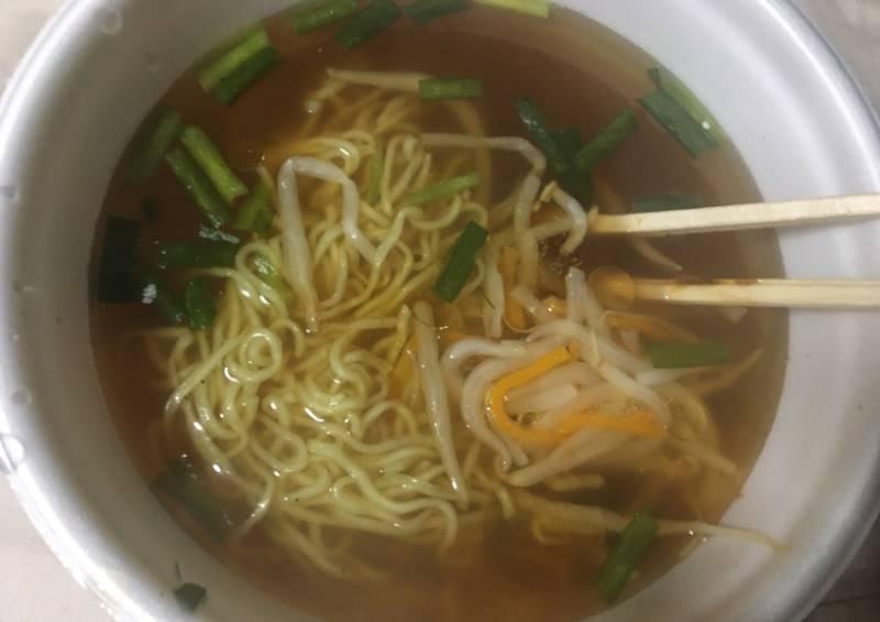 完成|サンマー麺|ニュータッチ