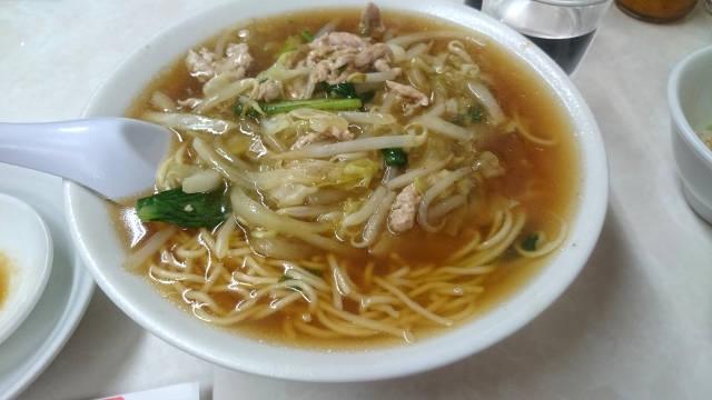 サンマーメン (サンマー麺)