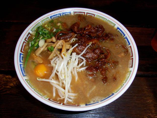 徳島ラーメンの写真