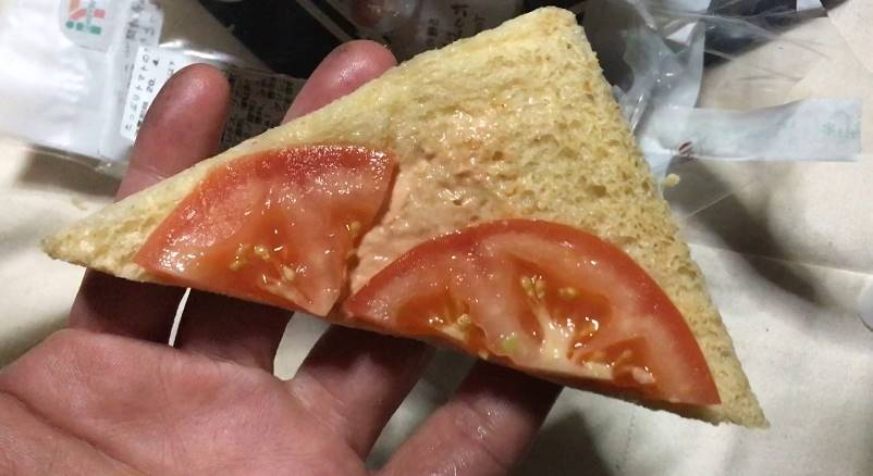 2枚目の都トマト