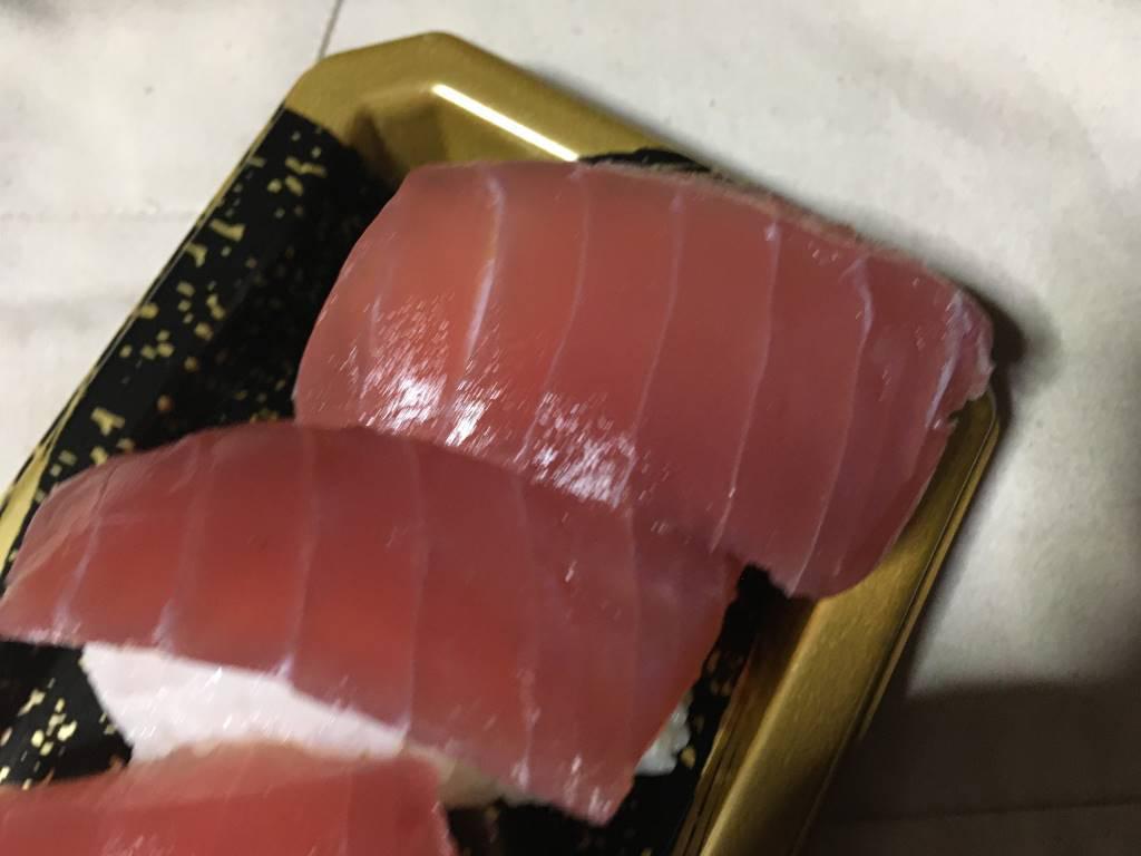 他の寿司の状態