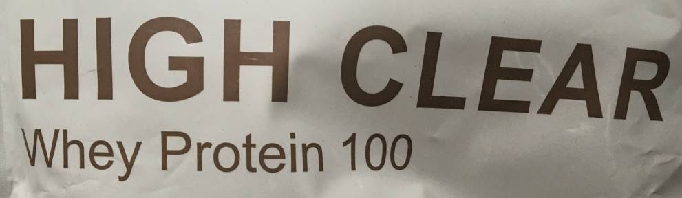 Protein HIGH CLEAR