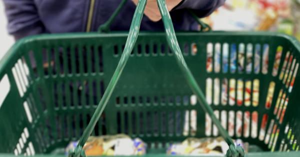 買い物カゴのイメージ