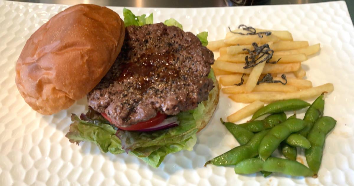 バーガー&バーガー押上 burger & burger
