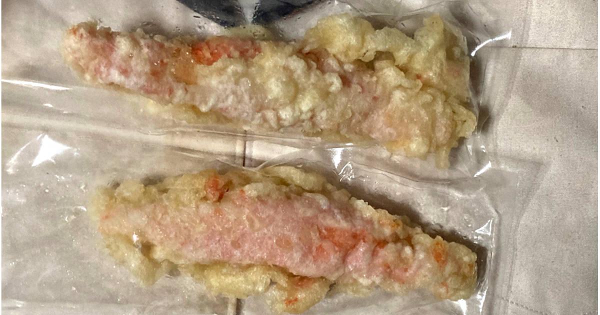 カニカマの天ぷら|スーパー