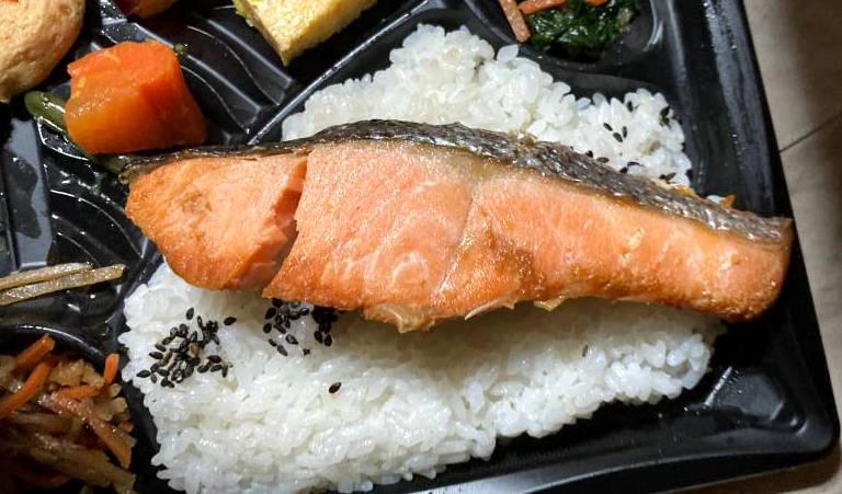 鮭(中辛鮭使用)