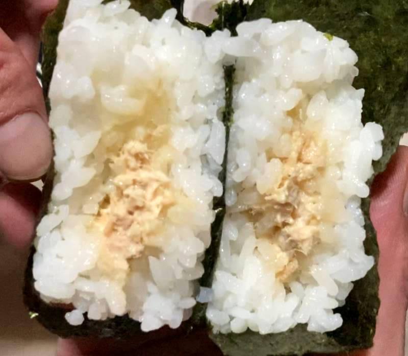 米と具の状態