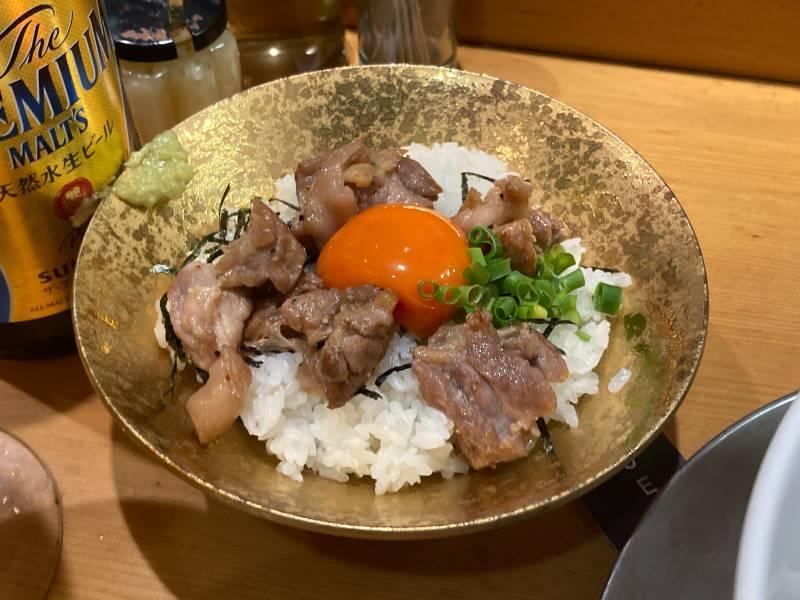 「栃木軍鶏飯 極」600円