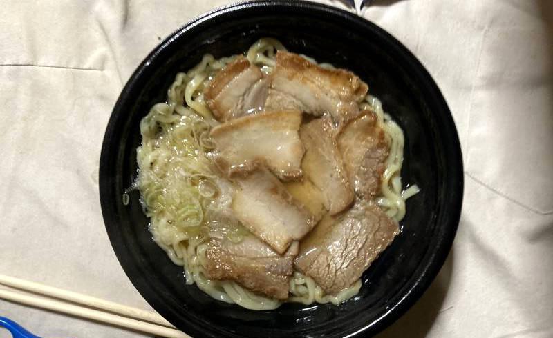 肉祭 坂内食堂監修 喜多方ラーメン~肉盛~|ローソン
