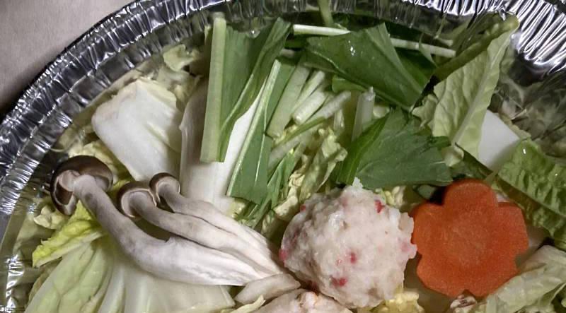 水菜などの野菜