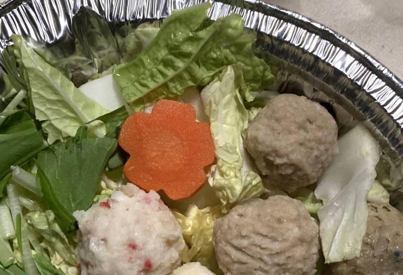 ニンジンなどの野菜